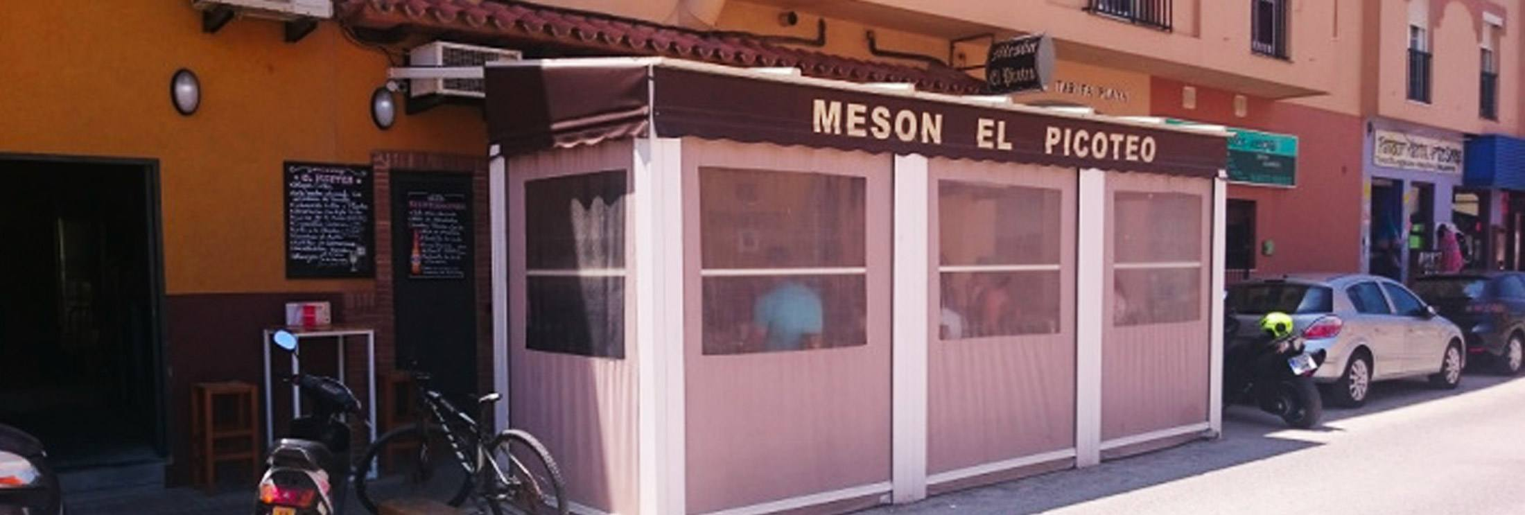 El Meson Picoteo Tarifa, Restaurants-Andalousian food-Seafood