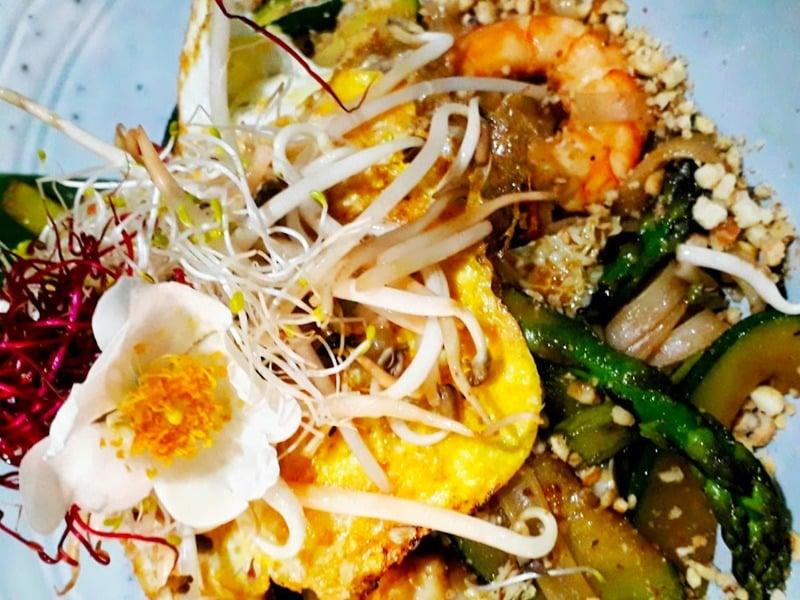 El Mic Moc Restaurant Vegetarian Tarifa, local food
