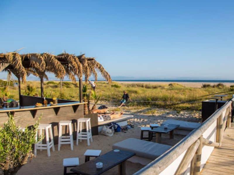 Agua-Beach-Bar-Kitesurf spot-Tarifa-los-lances