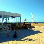 Bar waikiki sur playa chica à Tarifa