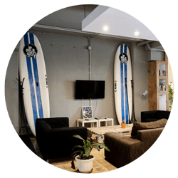 Bed And Breakfast South Hostel, Surf House in Tarifa