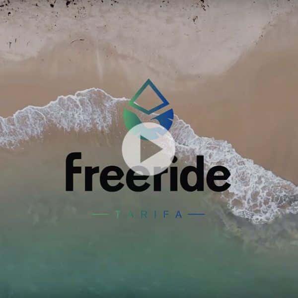 Vidéo de l'ecole de kitesurf Freeride Tarifa