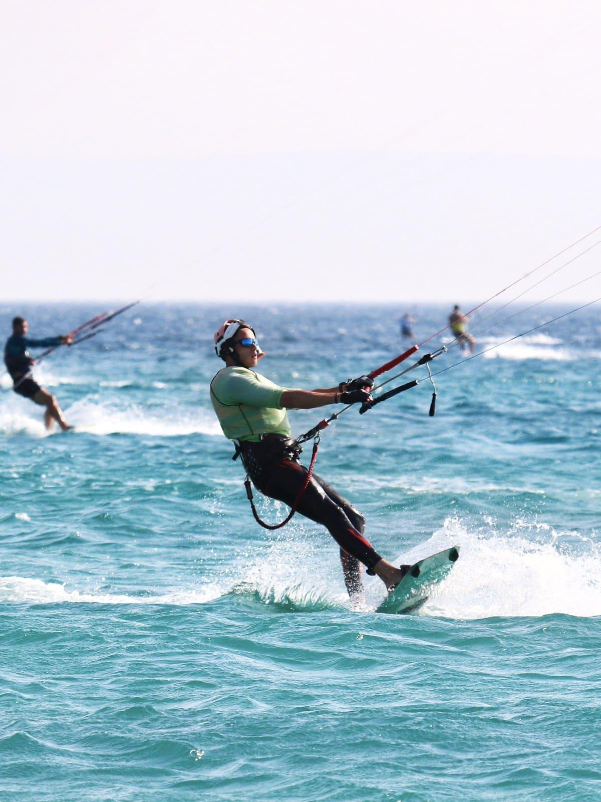 apprendre a faire du kitesurf a Tarifa