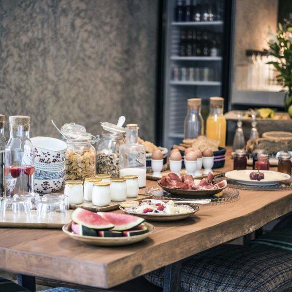 Homade breakfast Kook hotel Tarifa
