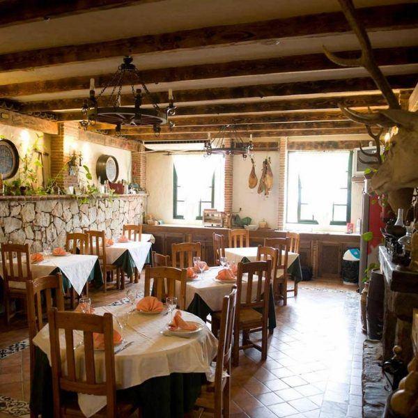 Adalusian restaurant Hotel Torre Tarifa
