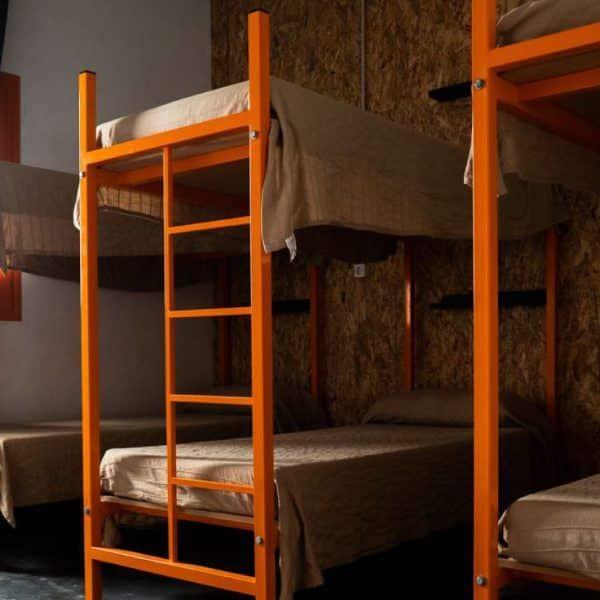bunk beds South Hostel Tarifa