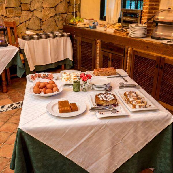 breakfast Hotel Torre Tarifa