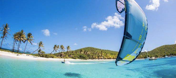 best destinations to kitesurf in winter