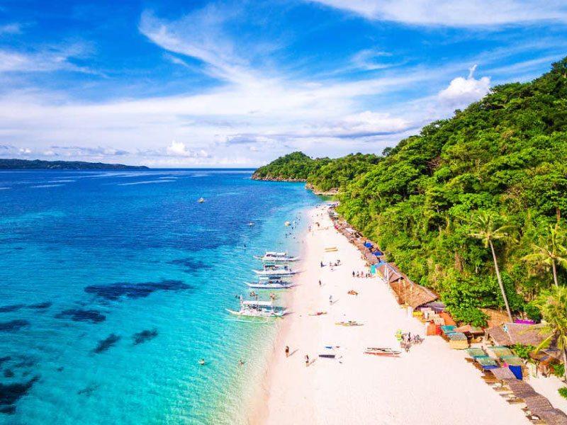 Balabog beach Boracay Island