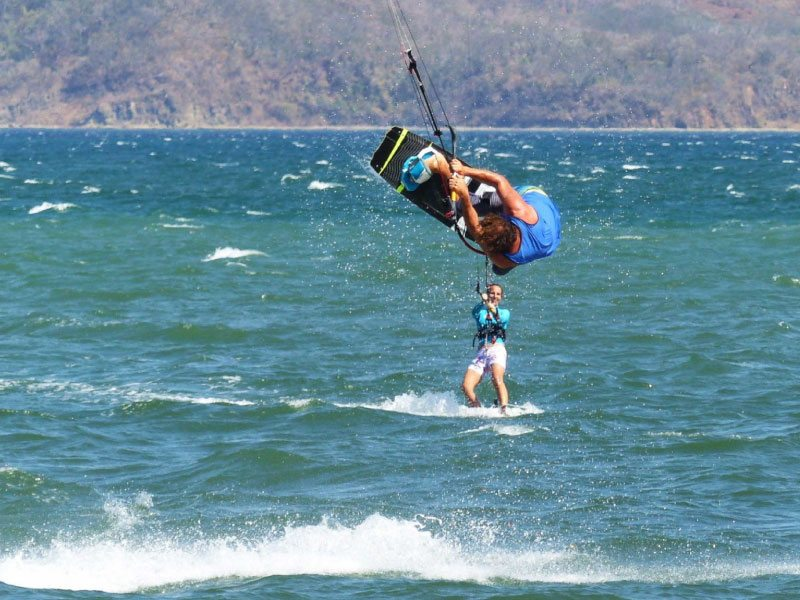 Kiteboarding In Costa Rica