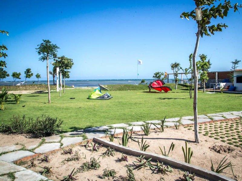 Phan Rang kitesurf spot in Vietnam