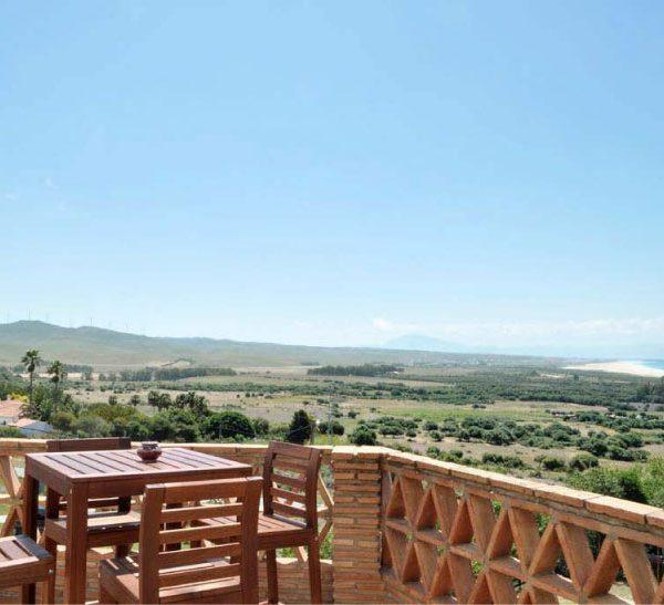 Mountain and sea view apartment Tarifa