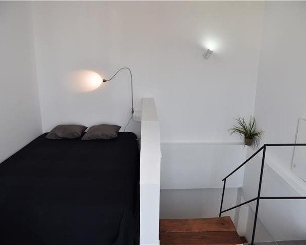 Double bed in apartment Tarifa