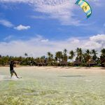 Kitesurf destinations in winter