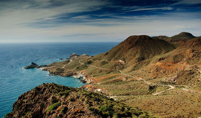 Natural Park of Cabo de Gata