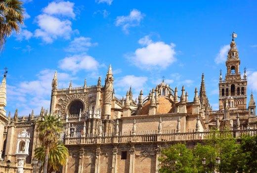 Cathedral Giralda Seville