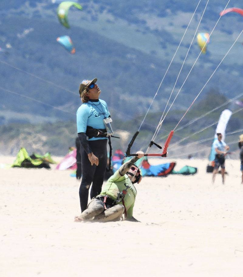Kitesurf Trip In Spain