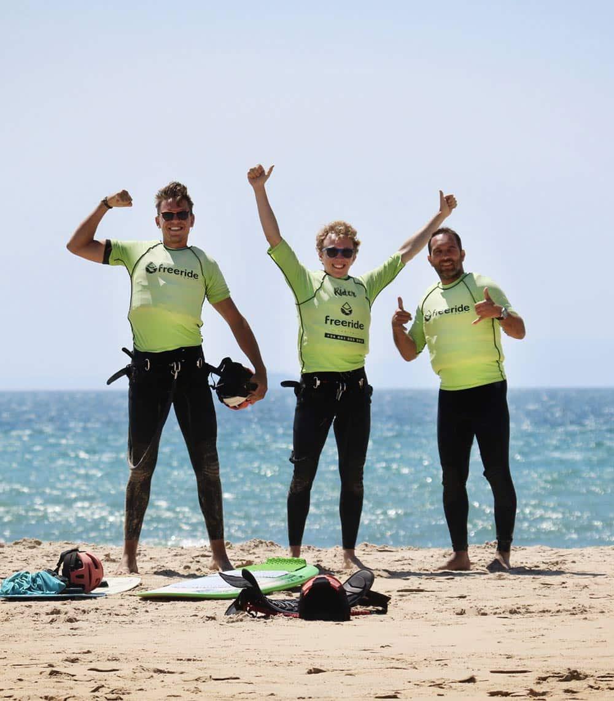 Kitesurf Holidays In Spain