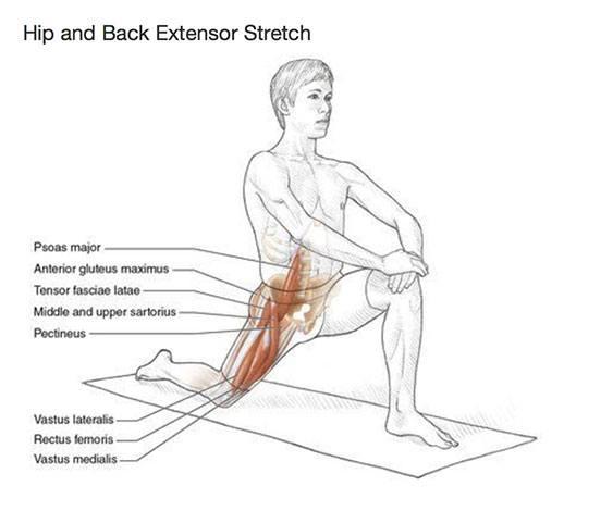 Low Lunge Pose Benefits (Anjaneyasana)