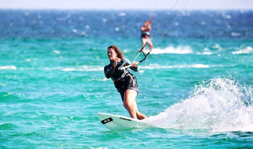 Vacances kitesurf à Tarifa