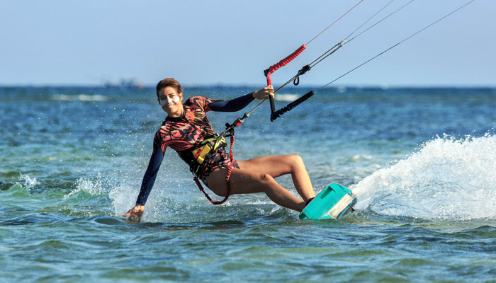Kitesurfing holiday Tarifa