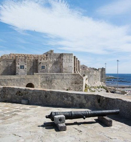 Château de Guzman à Tarifa