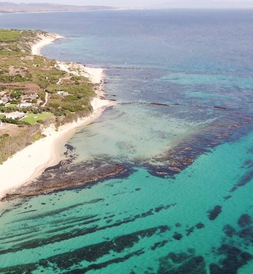 Piscines naturelles à Punta Paloma
