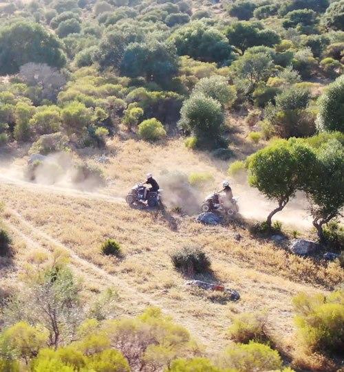 Tour en quad sur Tarifa