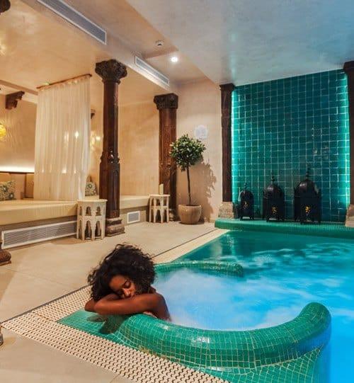 Spa et Massage à la Residencia de Tarifa