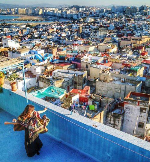 Journée au Maroc Tanger