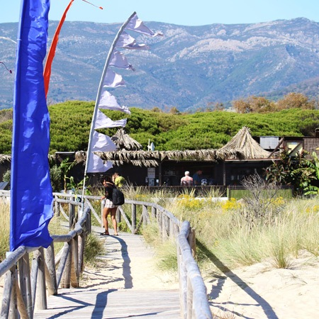 Les plages naturelles de Tarifa