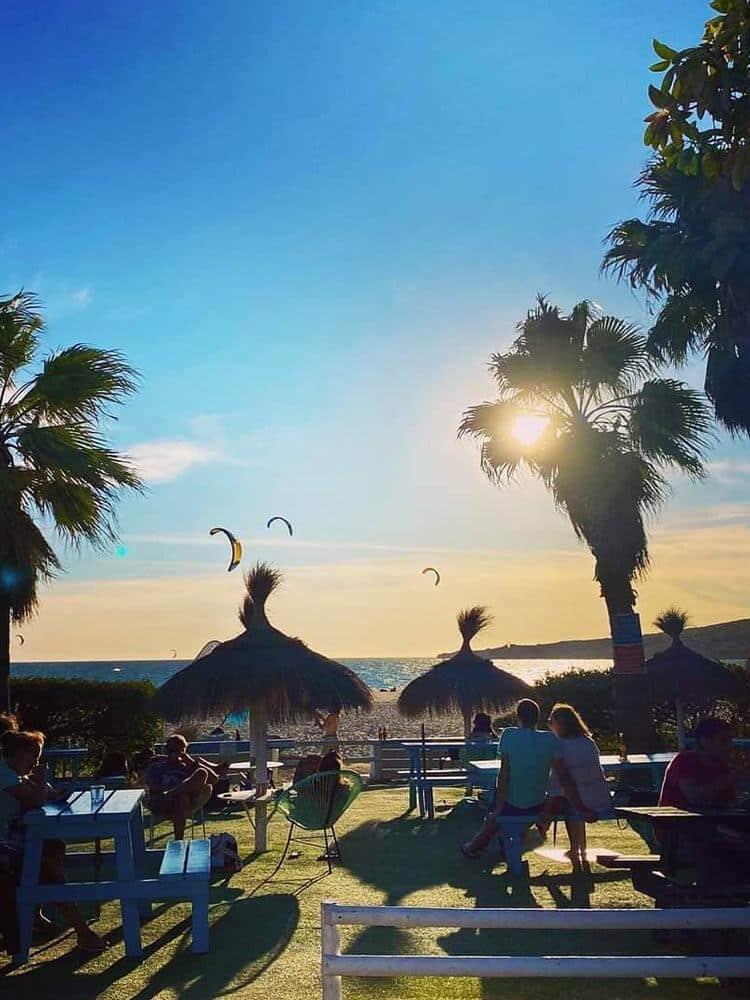 Bar de plage Tangana Tarifa