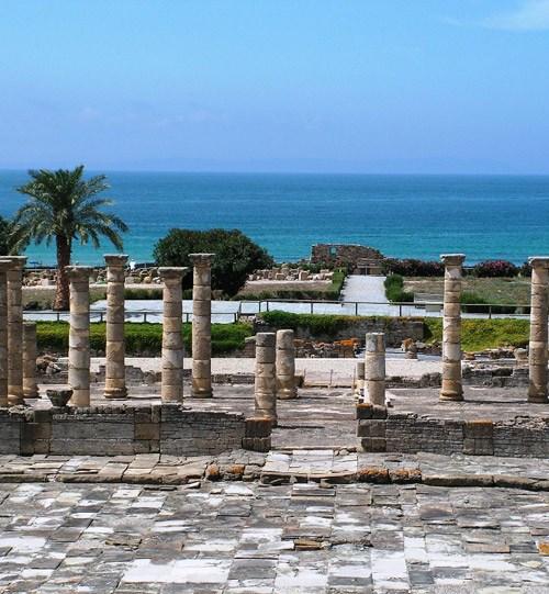 Les ruines romaines de Bolonia